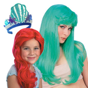 Mermaid Costume Accessories