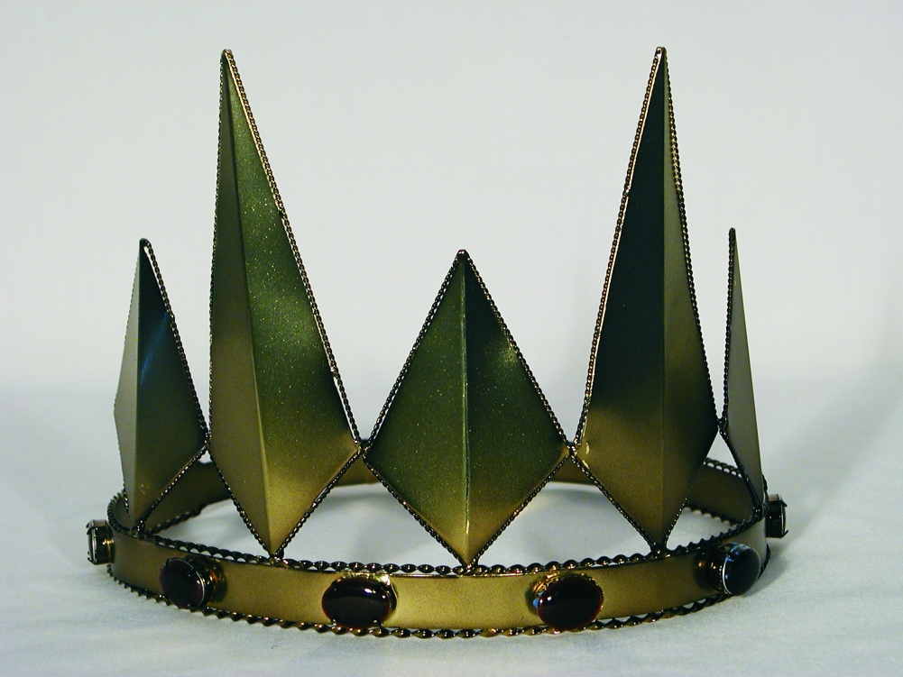Metal Queen's Crown