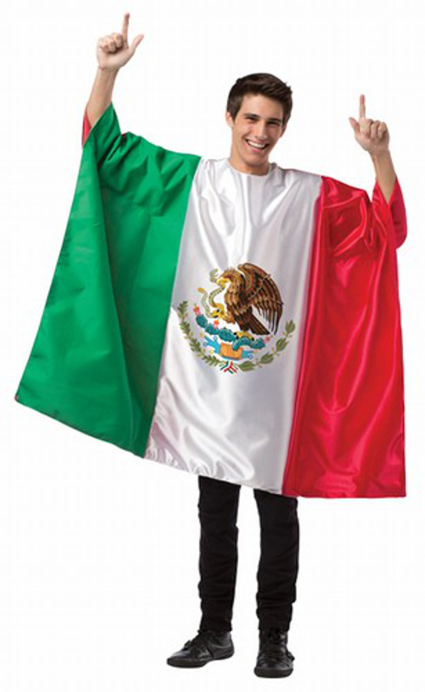 Mexico Flag Tunic