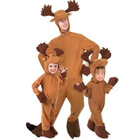 Moose Costumes