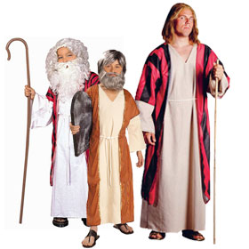 Moses Costumes