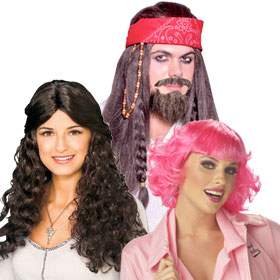 Movie Character Wigs