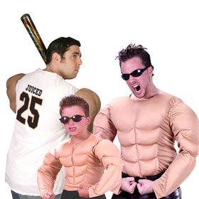 Muscle Man Costumes