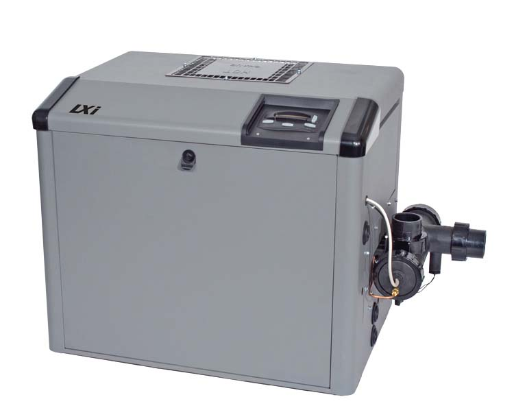 Natural Gas Jandy LXi Pool Heaters