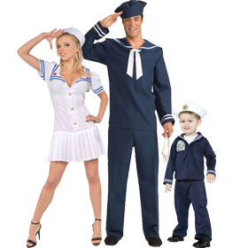 Navy Sailor Costumes