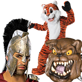 NCAA Game Day Costumes