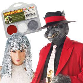 New Mexico Lobos Game Day Costumes