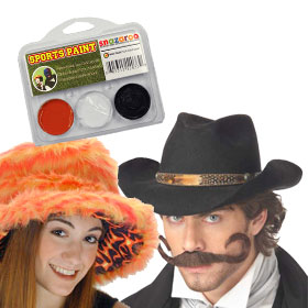 Oklahoma State Cowboys Game Day Costumes