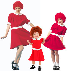 Orphan Costumes