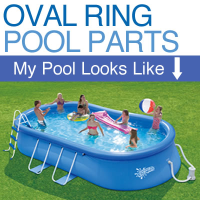 Oval Ring Pool Parts