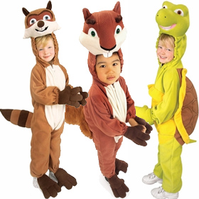 Over the Hedge Costumes