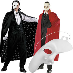 Phantom of the Opera Costumes