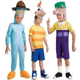 phineas ferb costumes - Phineas Halloween Costume