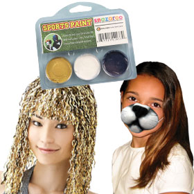 Pittsburgh Panthers Game Day Costumes