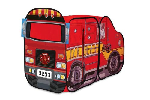 Playhut Role Play Big Red Fire Engine