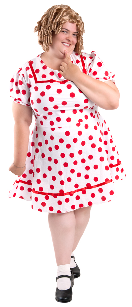 Plus Size Goodship Lollipop Costume