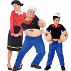 Popeye Character Costumes