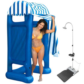 Portable Outdoor Showers