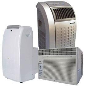 Portable Room Air Conditioners