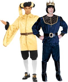 Prince Costumes
