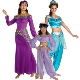 Princess Jasmine Costumes  sc 1 st  Brands On Sale & Disney Princess Costumes | Princess Costumes | brandsonsale.com