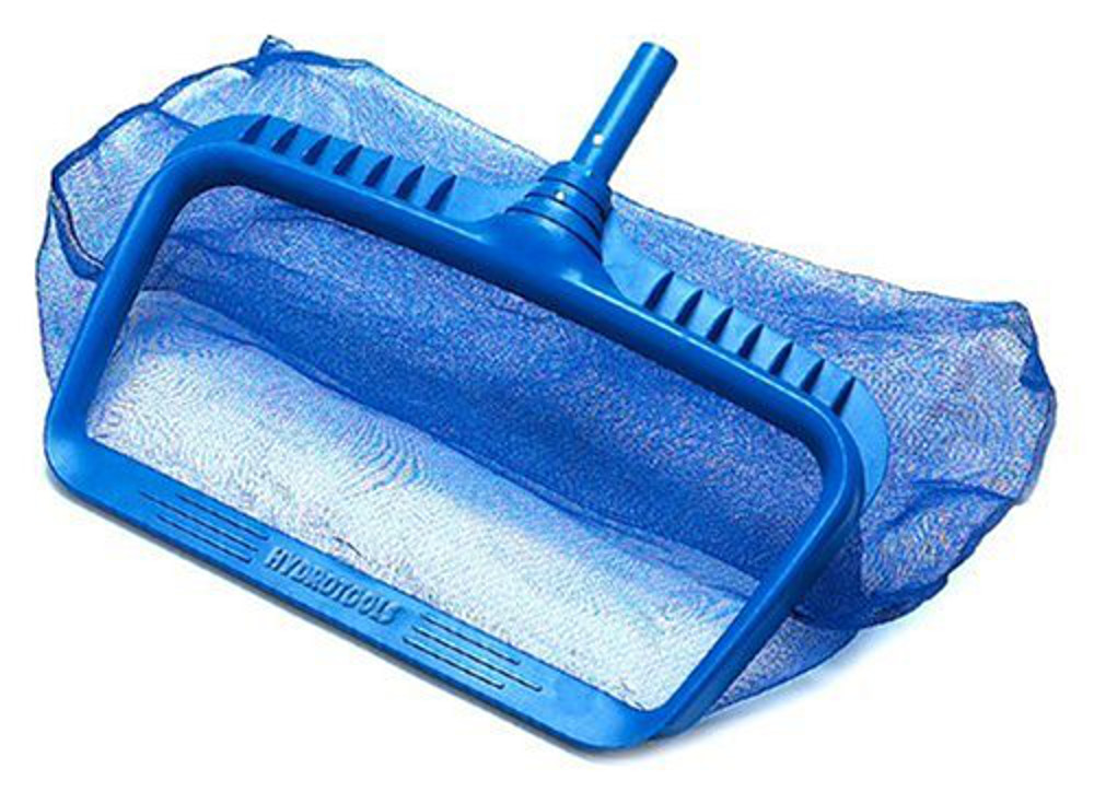 Professional Heavy Duty Deep Bag Pool Debris Rake