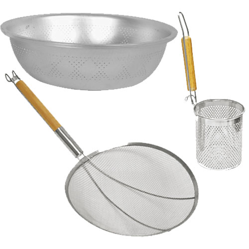 Professional Strainers & Colanders