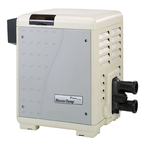 Propane Gas Pentair Heaters