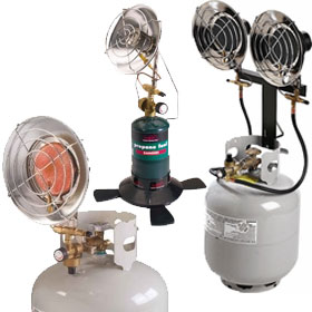 Propane Heaters
