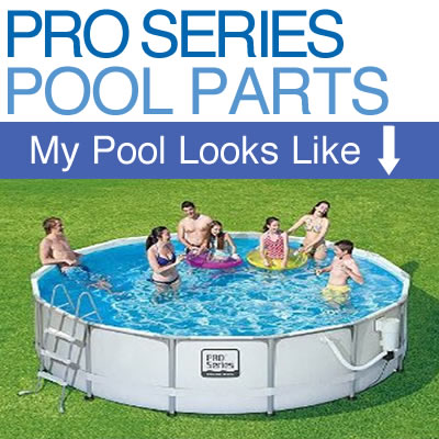 ProSeries Round Oval Frame Pools