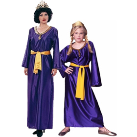 Queen Esther Costumes