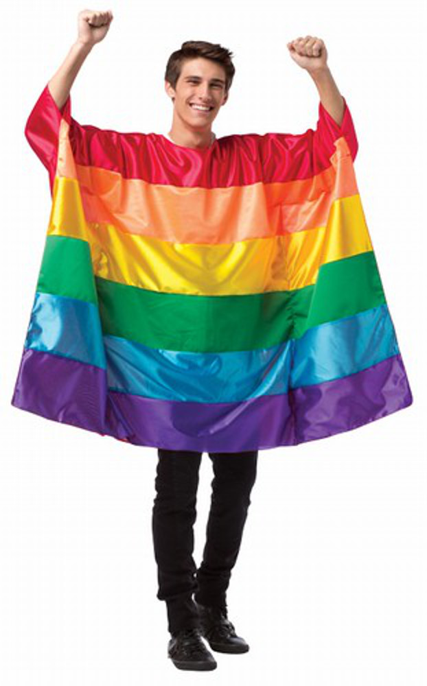 Rainbow Flag Tunic