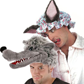 Red Riding Hood Hats