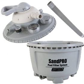 Replacement Parts for SandPRO Pumps 4510 & 4511