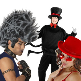 Richmond Spiders Game Day Costumes