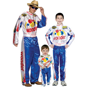 Ricky bobby costumes sports movie costumes brandsonsale ricky bobby costumes solutioingenieria Choice Image