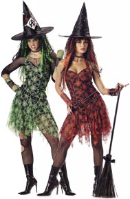 Rocking Witch Costumes