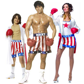 Rocky Movie Costumes