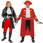 Rum Runner Pirate Costumes