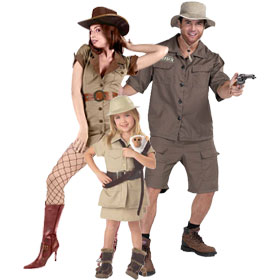 Safari Guide Costumes