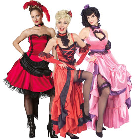 Saloon Girl Costumes