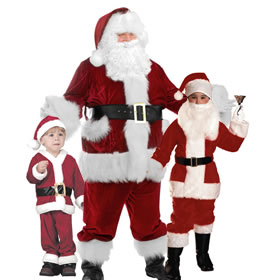 Buy a Christmas Costume - Outfits for Adults, Children, and Pets