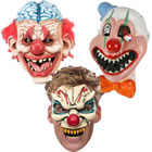 Scary Clown Masks