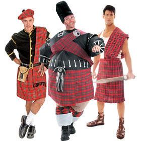 scottish costumes - Scottish Girl Halloween Costume