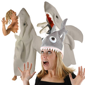 Shark Costumes  sc 1 st  Brands On Sale & Sea Creature Costumes | Fish Dolphin Whales Seahorse Shark and ...