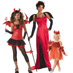 She Devil Costumes