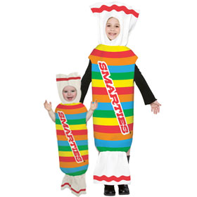 Smarties Candy Costumes