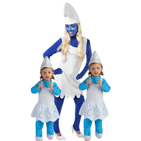Papa Smurf Costume For Adults Smurfette Costumes Sc 1 St Brands On