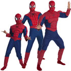 Spiderman 2 Costumes