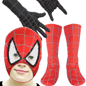 Spiderman Costume Accessories